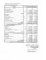 Apresentação de contas 2017